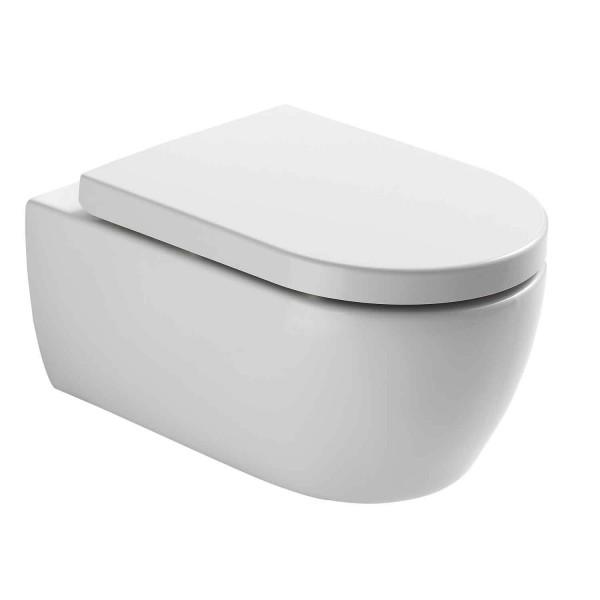 NEG Hänge-WC Uno11RL/RK (randlos) Rimless/ohne Spülrand