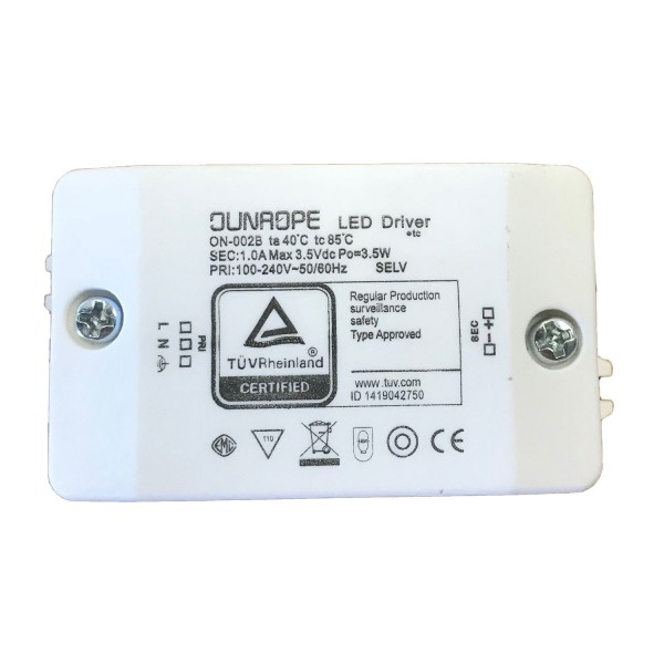 NEG Vorschaltgerät (LED) für NEG15, KF632A+ (ab 09/2016)
