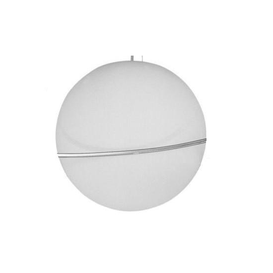NEG Ersatzkugel (28,5cm) für Palloni Hängeleuchte aus Opal-Glas (Uno)