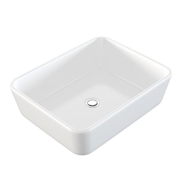 NEG Aufsatz-Waschbecken Uno32A (eckig)