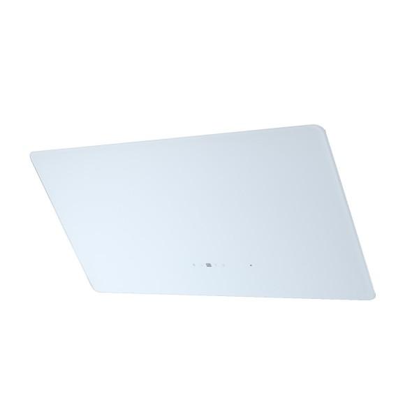 NEG Front-Glasplatte (Klappe) für Dunstabzugshaube KF599EKW, KF959 (weiß)