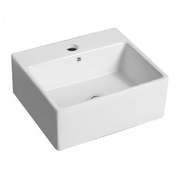 NEG Hänge-Waschbecken Uno16H (klein/quadratisch)