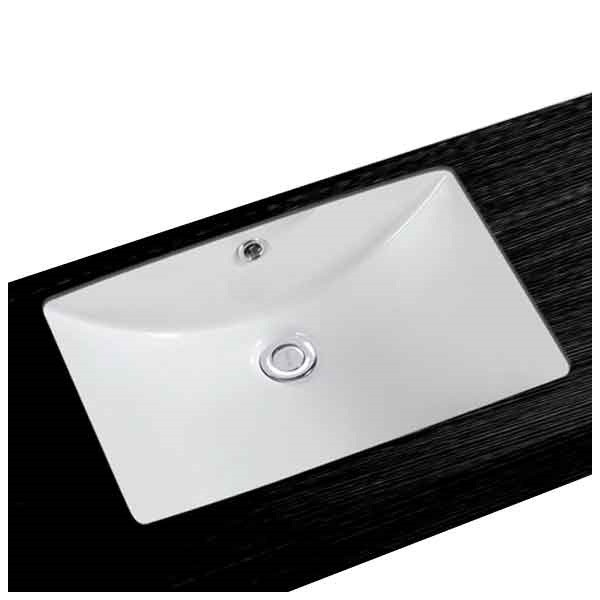 NEG Unterbau-Waschbecken Uno62U (eckig)