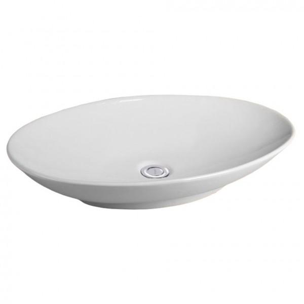 NEG Aufsatz-Waschbecken Uno33A (groß/oval)