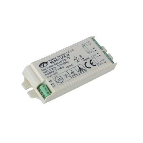 Elektronisches Vorschaltgerät LEB-28 (T5 2x14 Watt)