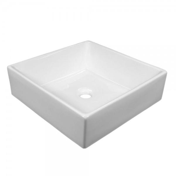 NEG Aufsatz-Waschbecken Uno70A (eckig)