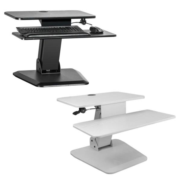 NEG Computertisch/Steh-Arbeitsplatz ExtenDesk003 (600mm breit)