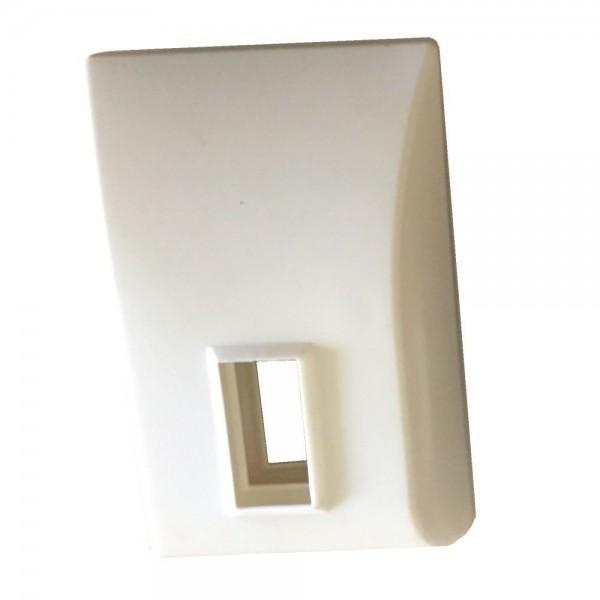 NEG Wandblende (weiß) für Boxenhalterung Beam201