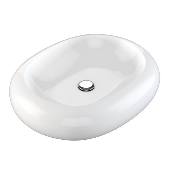 NEG Aufsatz-Waschbecken Uno26A (oval)
