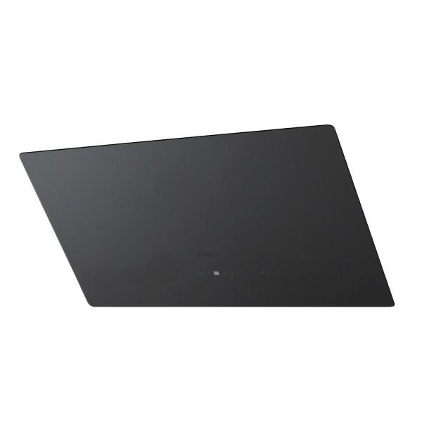 NEG Front-Glasplatte (Klappe) für Dunstabzugshaube KF599EKB, KF959 (schwarz)