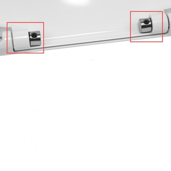 NEG Dämpfer-Set (Softclose) für Deckel Uno11, Uno11RL, Uno19