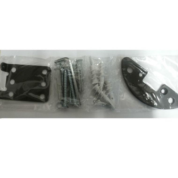 NEG Montageset (schwarz) für Suspender   Suspender   für