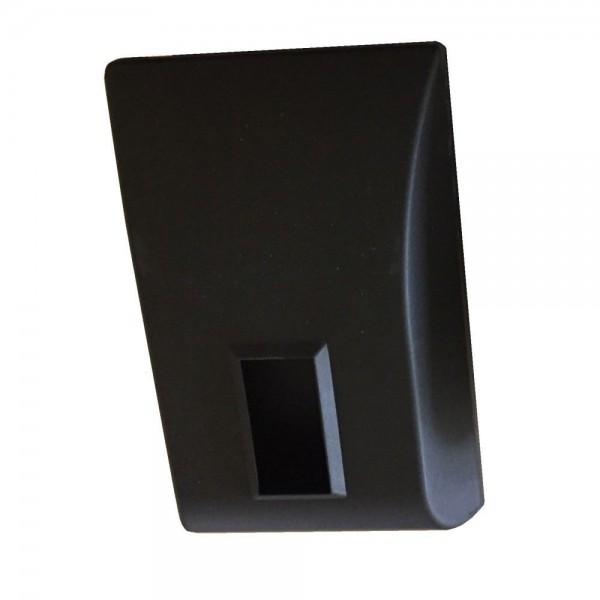 NEG Wandblende (schwarz) für Boxenhalterung Beam201