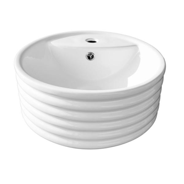 NEG Aufsatz-Waschbecken Uno55A (rund)