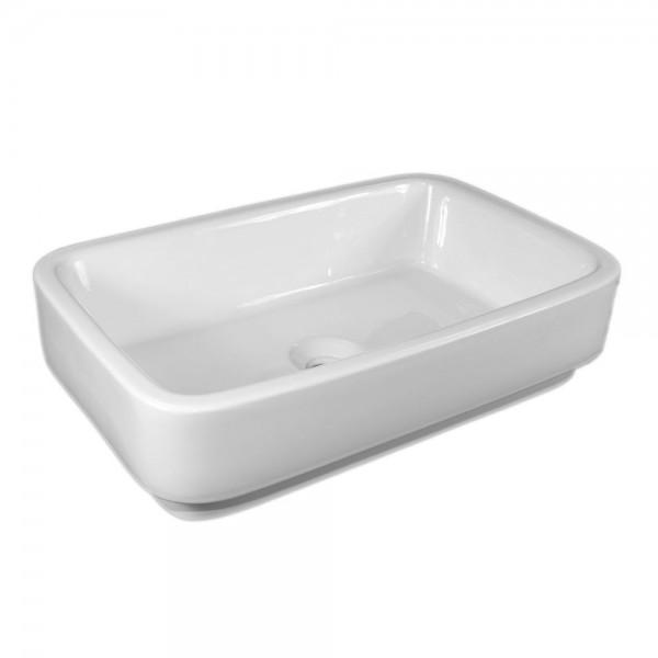 NEG Aufsatz-Waschbecken Uno72A (abgerundet)