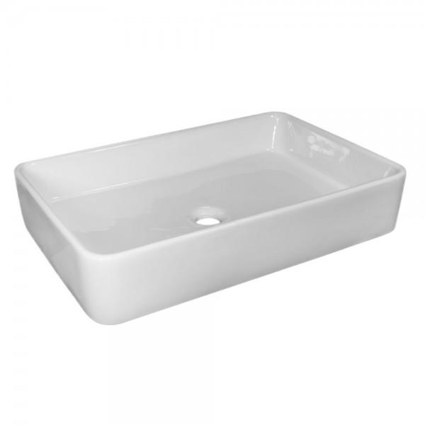 NEG Aufsatz-Waschbecken Uno71A (eckig)