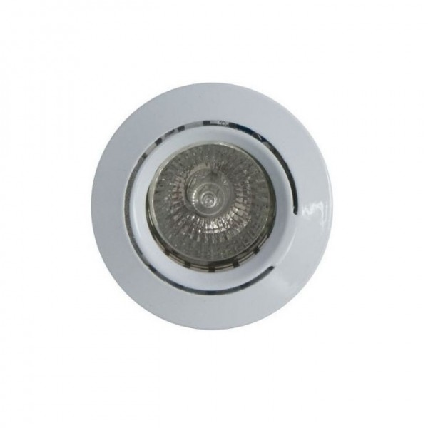 DIAG Einbauleuchte/Spot, 1x50W GU10 (weiß)