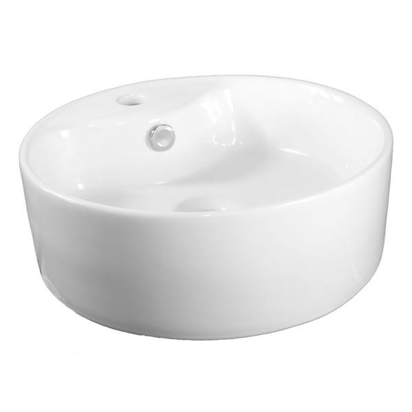 NEG Aufsatz-Waschbecken Uno28A (rund)
