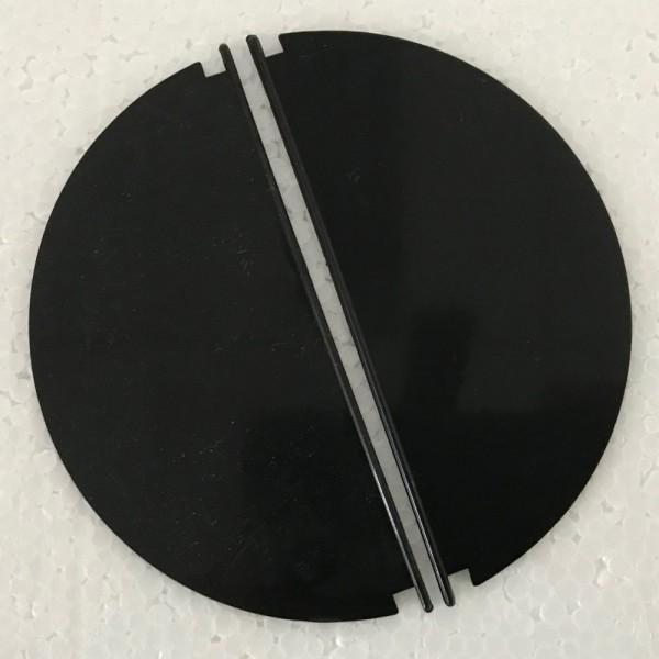 NEG Rückschlagklappe (2-tlg.) für Abluftstutzen NEG15-ATx, NEG15-ATx+