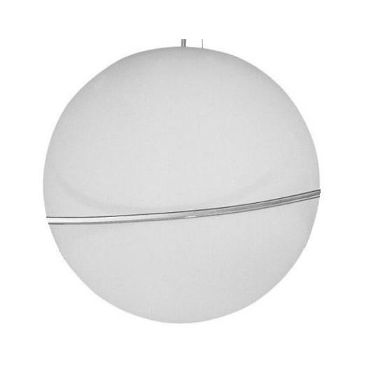 NEG Ersatzkugel (40,5cm) für Palloni Hängeleuchte aus Opal-Glas (Grande)