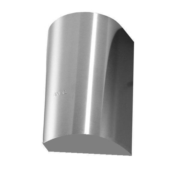 NEG Teleskop-Kaminschacht (silber) für WH630EK