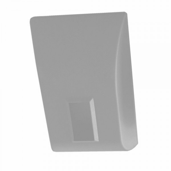 NEG Wandblende (silber) für Boxenhalterung Beam201
