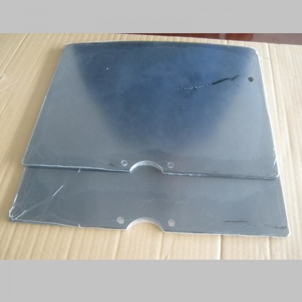 NEG Glas-Ablage (schwarz/tief) für Suspender (schwarz)