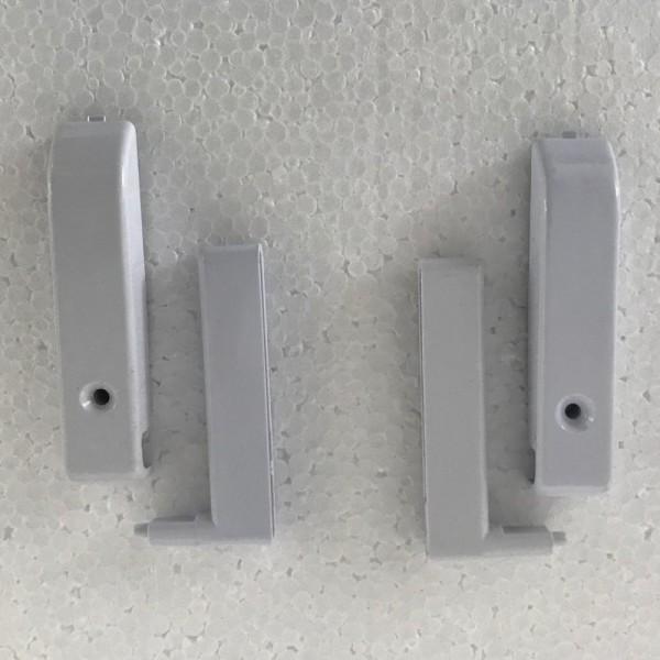 NEG Scharnier-Set (weiß) für NEG15-ATW/ATW+