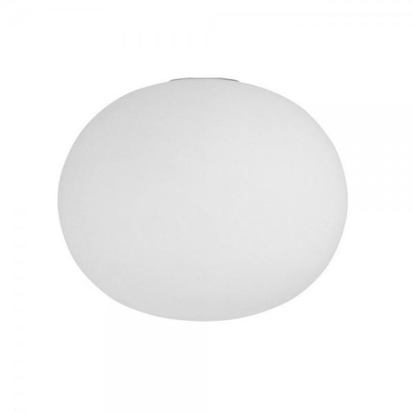 NEG Ersatzkugel (31,0cm) für Palloni Hänge-/Stand- und Tischleuchte aus Opal-Glas (Extra, Fondo, Tri