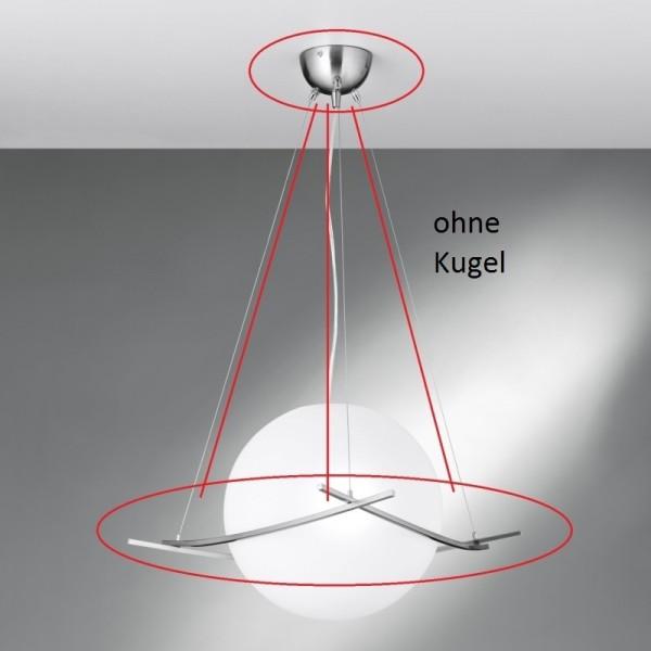 NEG Aufhängung/Gestell (inkl. Baldachin) für UnoPalloni