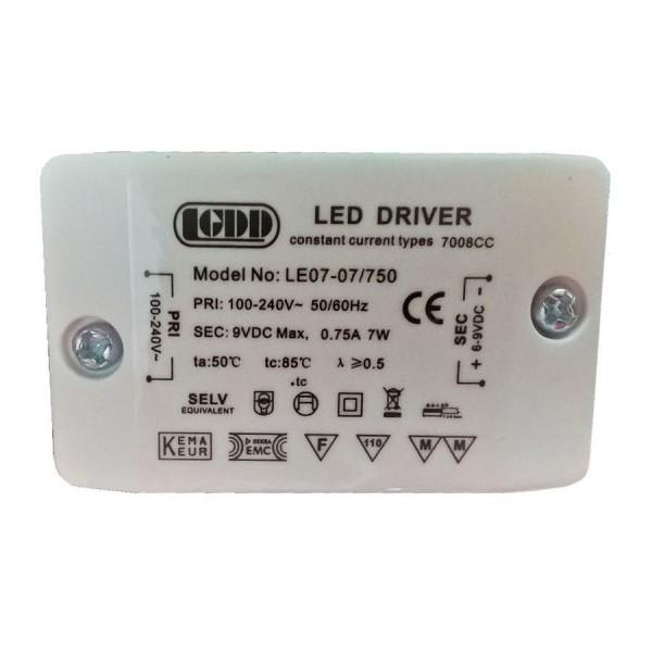 NEG Vorschaltgerät (LED) für NEG15, KF632A+ (bis 08/2016)