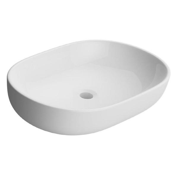 NEG Aufsatz-Waschbecken Uno34A (oval)